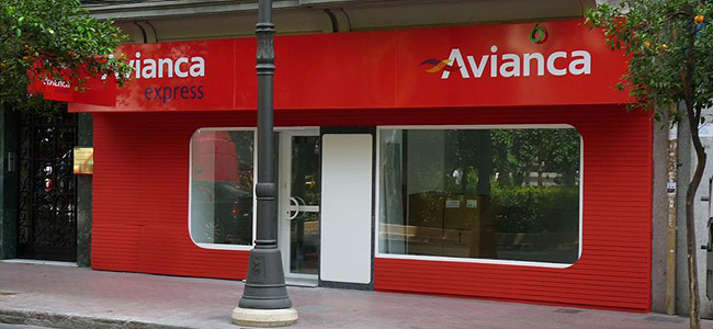 Avianca express abre oficina en valencia for Oficina ryanair madrid