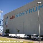 Visita al hangar