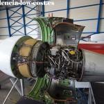 Mantenimiento del motor del CRJ900