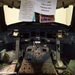Cabina del CRJ900